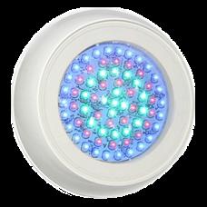 Led em Abs cor Azul 71 lâmpadas